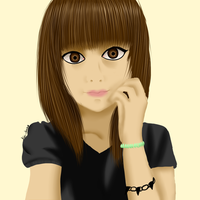 [Retrato] Yo. by KiriChan94