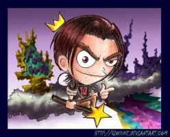 Fairly Odd Parent from Hell by Giosuke