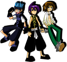 Shaman King by s0s2