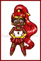 Chibi Sailor Red Dwarf by sailorangel