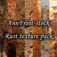 Rust texture pack by AnnFrost-stock