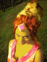 Flame princess cosplay 4 by Ela-Spicer