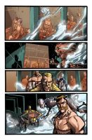 Color portfolio: Thunderbolts N. 159, pag10 by shiprock