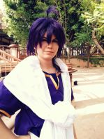 Magi: Sinbad by TrainerHarmony