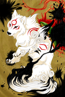 Amaterasu by MissAntura