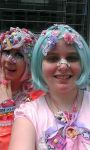 Decora Girls at Animazement 2015 by southpony98