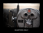 Quarters Only by augustmobius