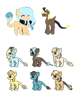 (Open) Breeding for PeacefulRainbow by cimorene13