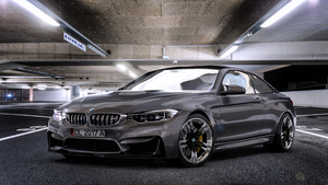 Bmw M4 2014 by Artsoni3D