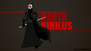Nihilus Wallpaper by Reaprycon