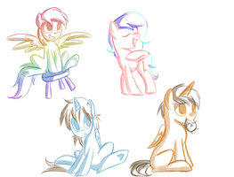 Stream Sketches by Left2Fail