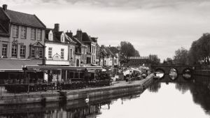 Amiens, France by au-bout-de-mes-reves