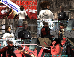 Request #1408 Bloody Roar out of buhneeh by MichaelJordy