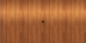 Wood Apple Desktop by irismendoza