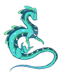 Water Dragon by Whitefire321