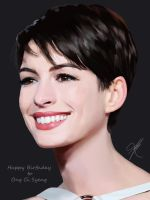 Anne Hathaway final 01 by Kk-89