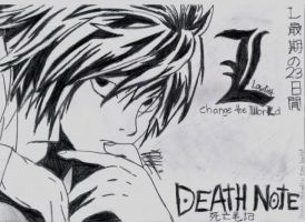 The Real Detective - L Lawliet by lucraciamichaelis66
