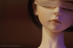Blindfolded by Kradchen