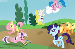MLP: Concept 6 - Bright Sunny Day by ShutUpSprinkles