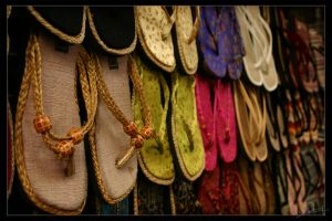 Slippers by waiaung