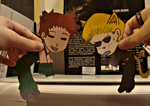 Paperchildren - Chris e Wesker by Emme-Gray