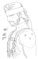 SKETCH4ondoy - marcotte by theCHAMBA