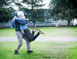 Shion and Nezumi, finally together by hakucosplay
