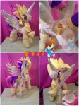 Princess Atem 27 Inch by PrinceOfRage