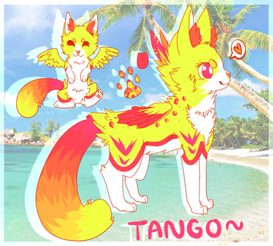 Tango- AUCTION! for points by felicities