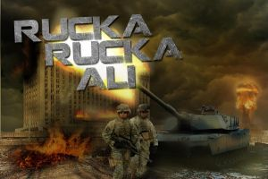 Nucka Army poster 29 by Mikeoeagle