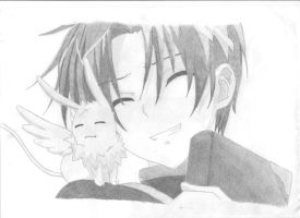 Teito And Mikage finished by B-Insane