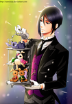 That Butler, Remodeling by namisiaa