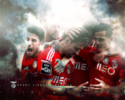 Benfica 14/15 by santos93