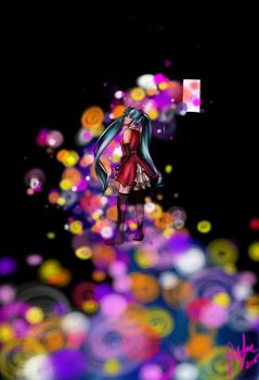 [Vocaloid]: Tranquility by Pinkadenza