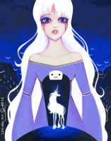 The Last Unicorn by LeilaniJoy