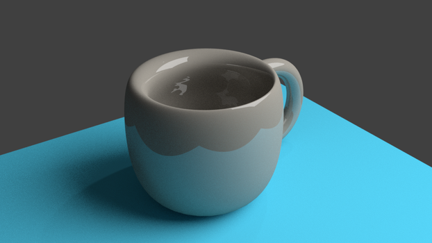 3D Cup by MikeAllenCreates