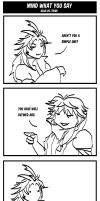 Dissidia: Mind What You Say by tepaipascual