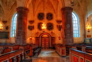 Saint James's Church by HenrikSundholm
