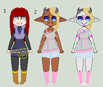 Cheap Adoptables (Closed) by Anony-Mus