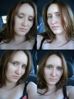 faces of me by PhoeebStock