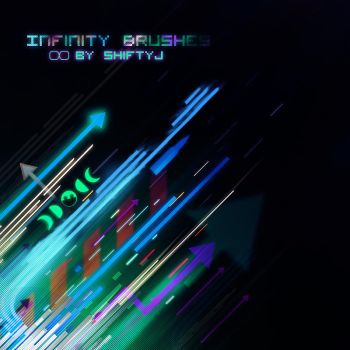 Infinity Brush Set by ShiftyJ