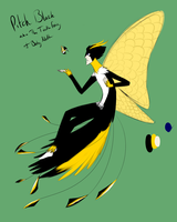 Pitch Black the Tooth Fairy by TheShadowsReturn