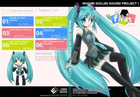 MIKU COVER by bat11