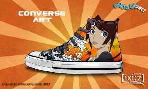 converse-art-Manga-style-No.2-by-Jerry-Govinden by Boytalkart