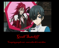 .:Grell Sutcliff by Lycan-wolf96