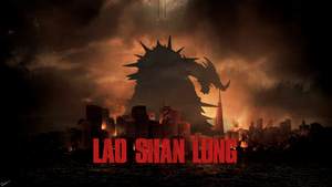 Lao Shan Lung Godzilla Wallpaper by zFireWyvern