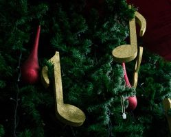 Christmas sounds by andrea-ioana