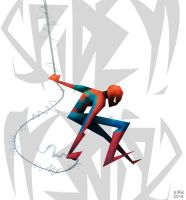 Spidey by KIRKparrish