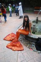 Mermaid Costume by miss-a-r-t