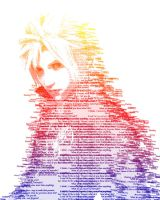 Cloud Strife by TheMadLocust